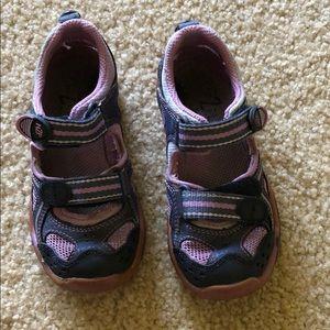Size 10 1/2 stride rite sandals